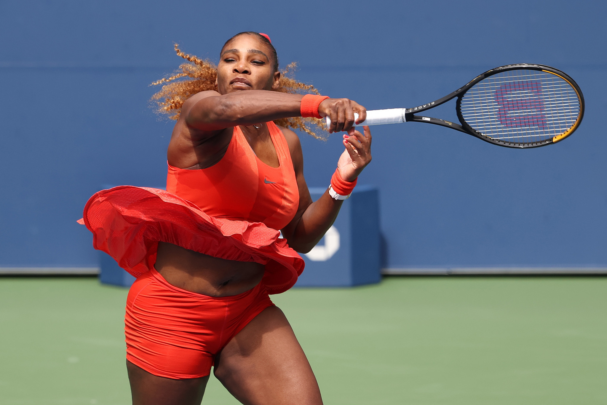 Third seeds Williams and Medvedev reach US Open semi-finals