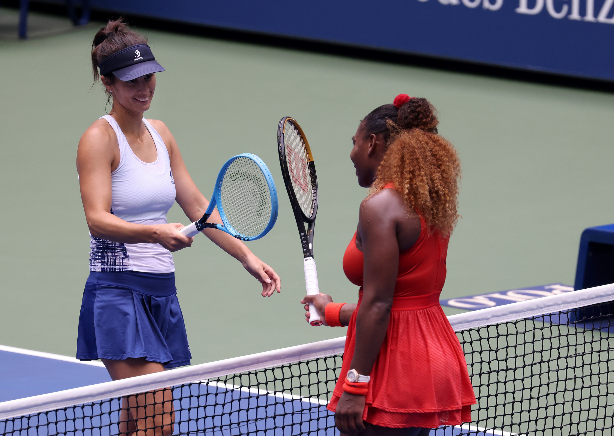 Third seeds Williams and Medvedev among winners as US Open quarter-finals continue