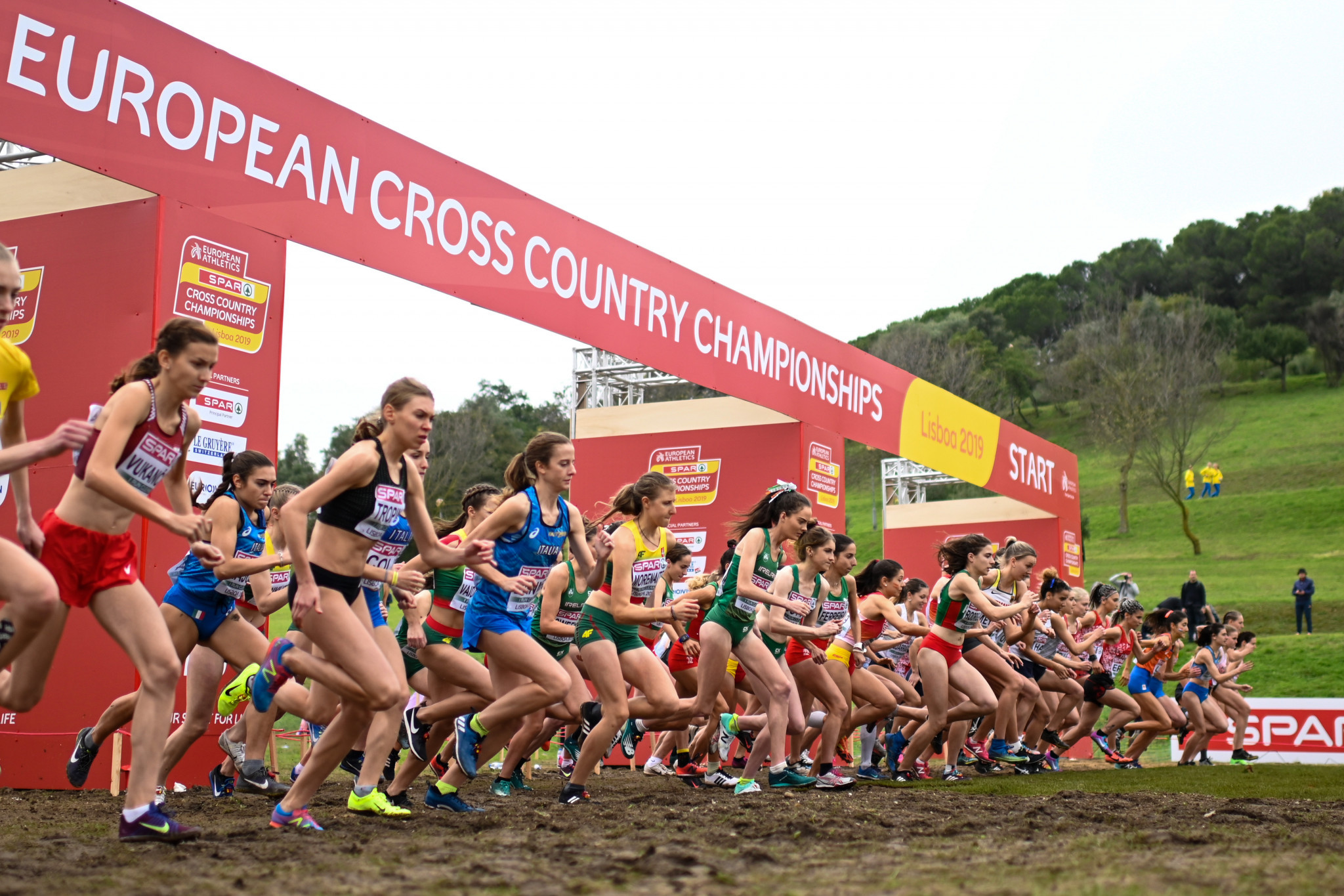 European Cross Country Championships in Dublin cancelled due to COVID-19 uncertainties