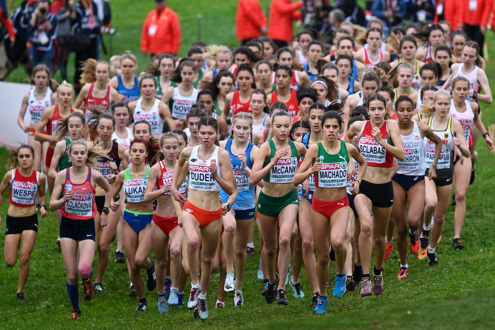 Last year's European Cross Country Championships was held in Lisbon, Portugal ©Getty Images