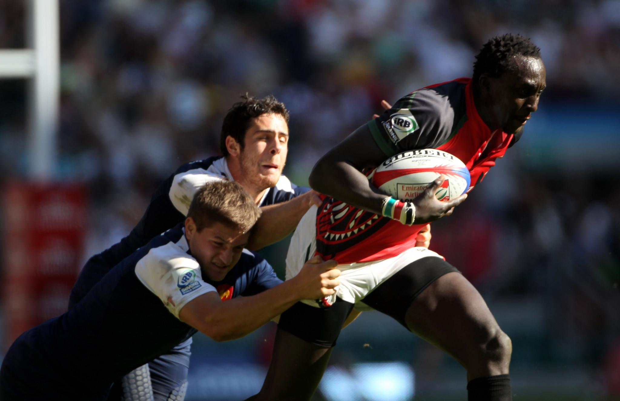 Simiyu rehired as Kenya rugby sevens head coach for Tokyo 2020