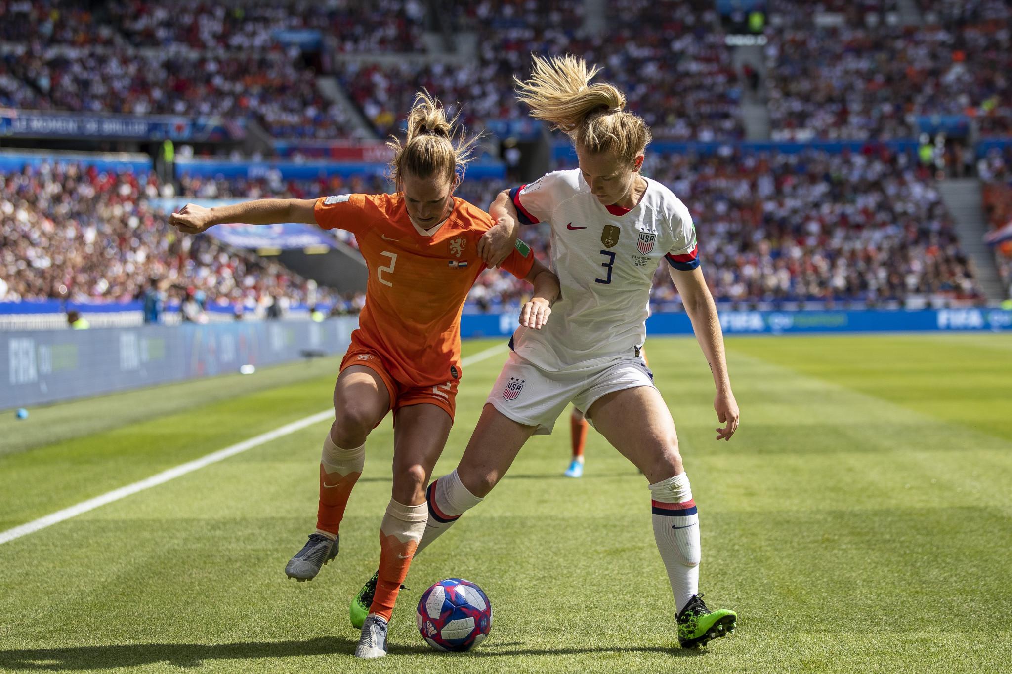 FIFA launches women's football development programmes for member associations