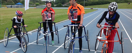 Cerebral palsy athletes can now hire racers from Quest 88 ©CP Sport
