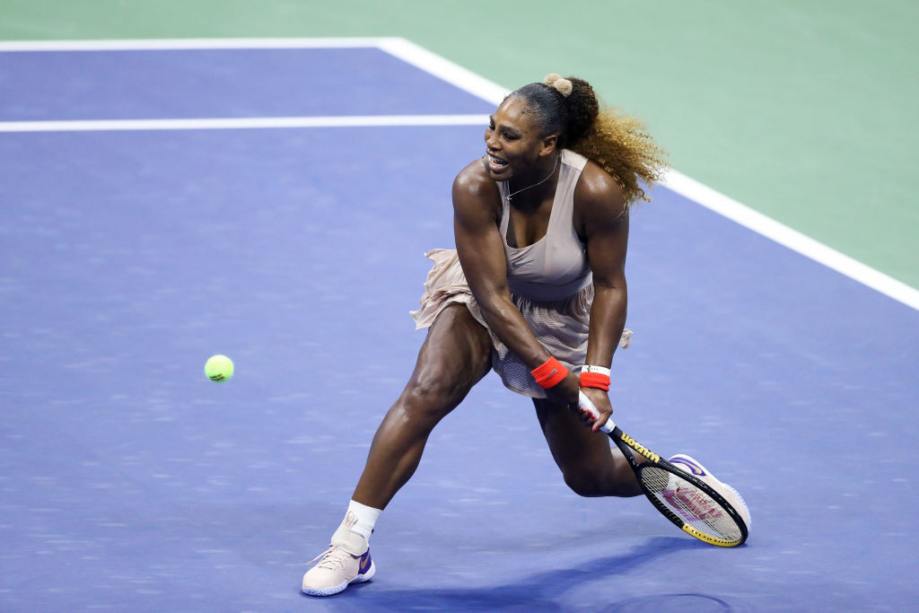 Defeat for Williams ended her pursuit of a record-equalling 24th Grand Slam title - although she will have another chance at the upcoming French Open ©Getty Images