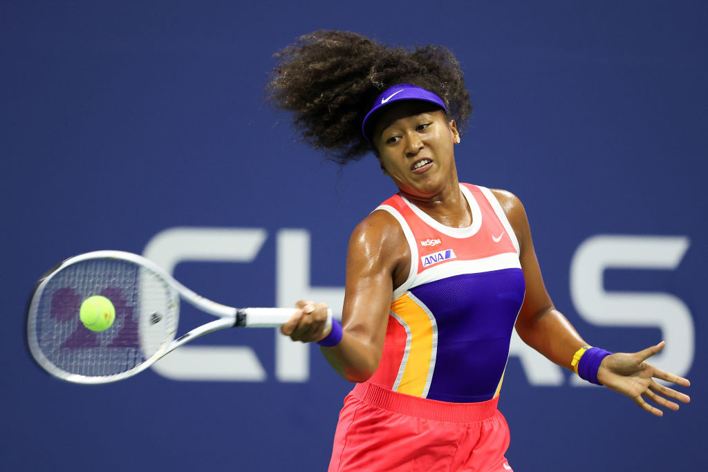 The 2018 US Open champion took an enthralling first set on a tiebreak ©Getty Images