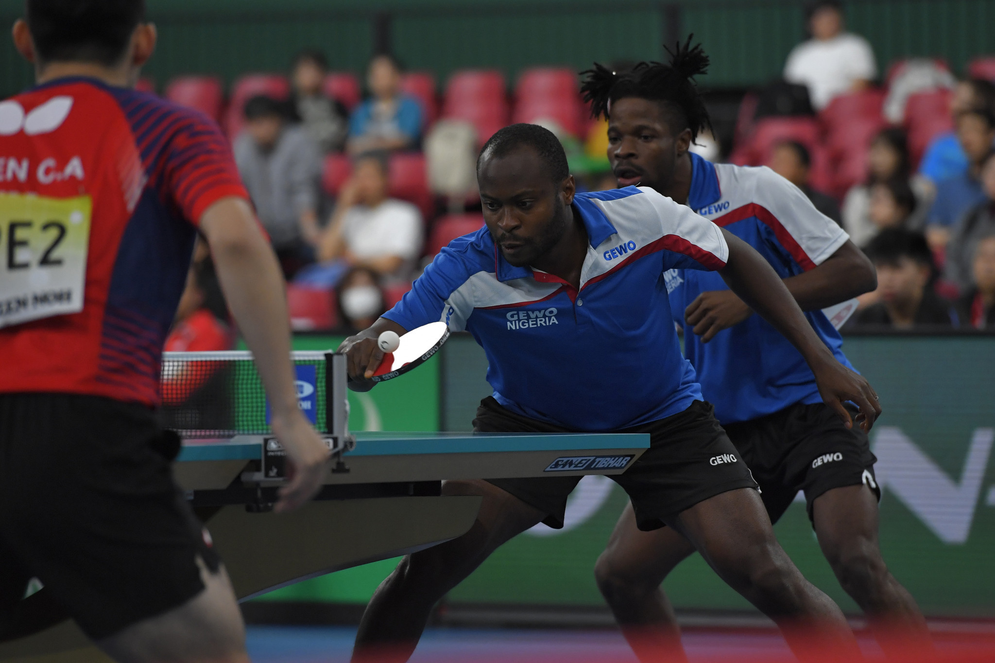 African Table Tennis Federation partners with French club to develop talent for Paris 2024