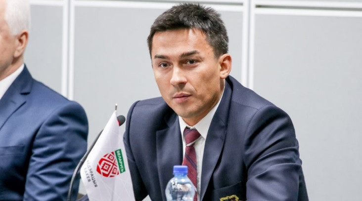 Belarus Ice Hockey Association elects new President
