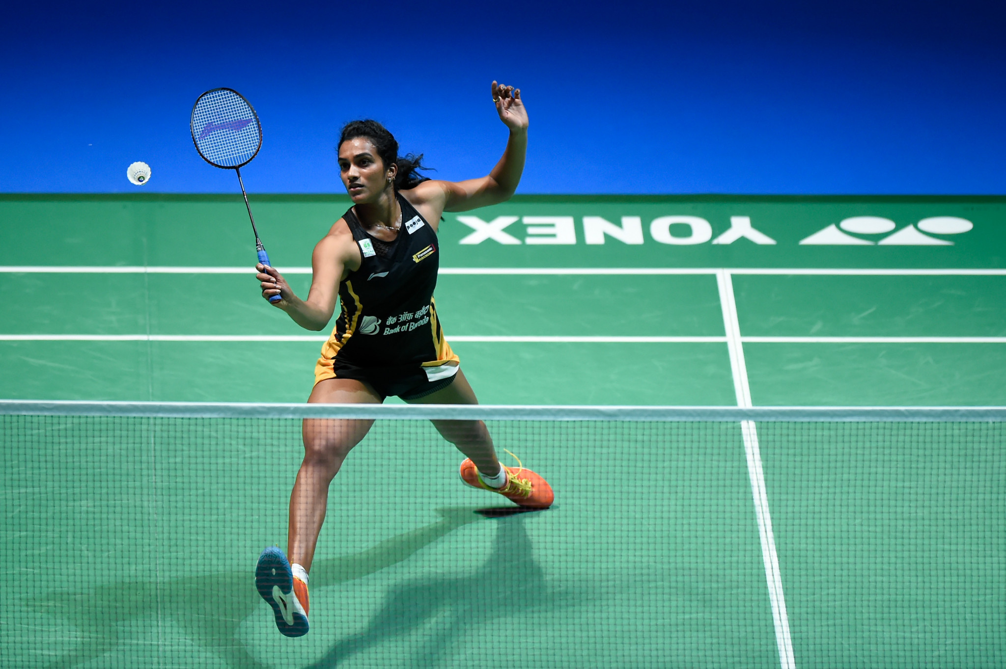 PV Sindhu is among the India squad selected for the Uber Cup ©Getty Images