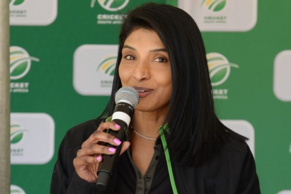 Acting CSA chief executive Kugandrie Govender is among the officials instructed to step aside ©CSA