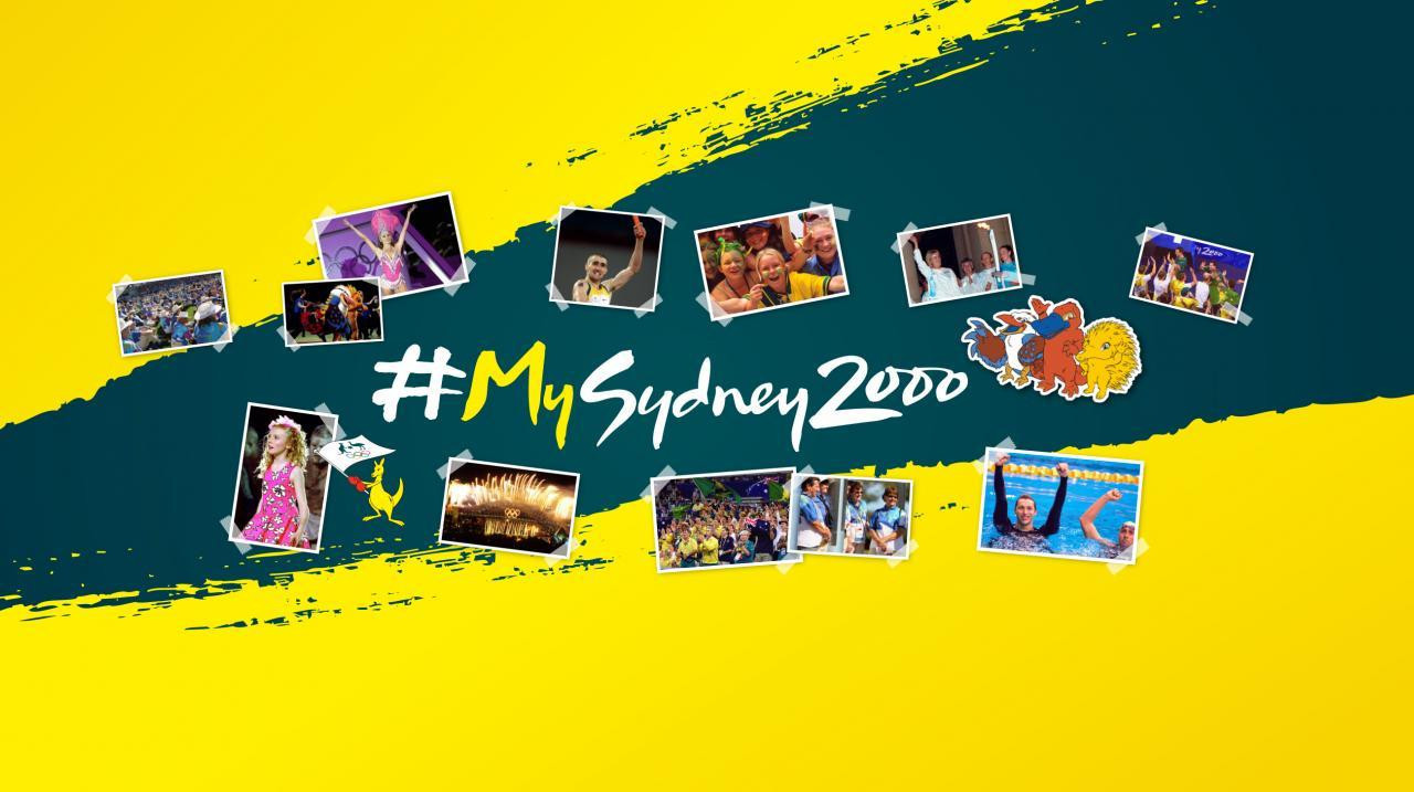 The Australian Olympic Committee has launched a campaign to encourage people to share memories of the Sydney 2000 Olympics and Paralympics ©AOC