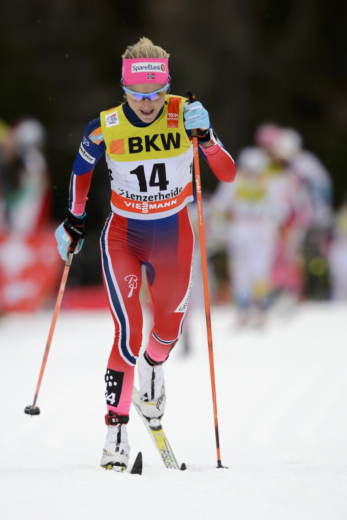 World Cup leaders Johaug and Sundby move to top of Tour de Ski rankings