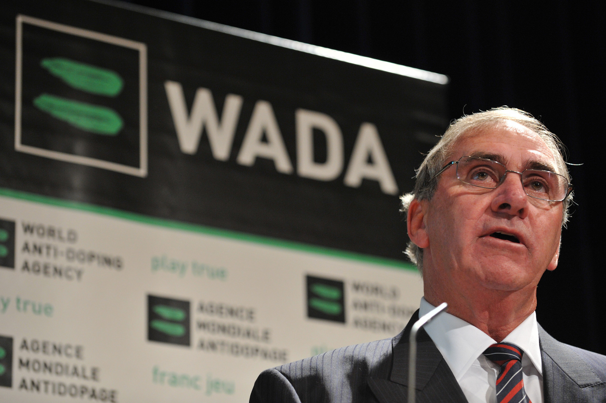 Former WADA President John Fahey has passed away ©Getty Images