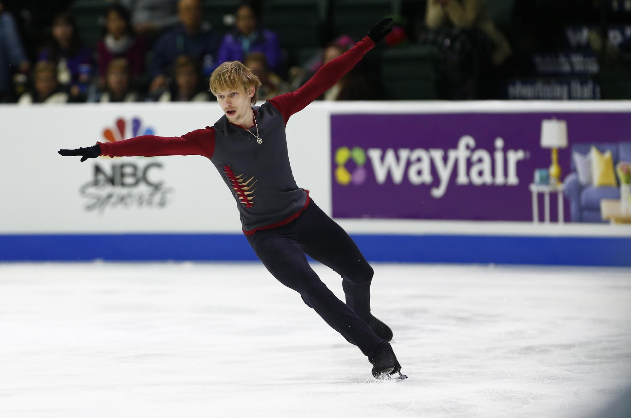 Two-time European medallist Voronov retires from figure skating