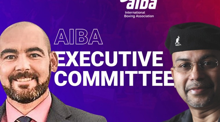 Martinez Martinez and Gomes appointed to AIBA Executive Committee