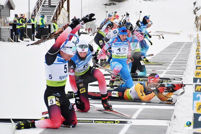 IBU cancel Cup events in November and December due to COVID-19