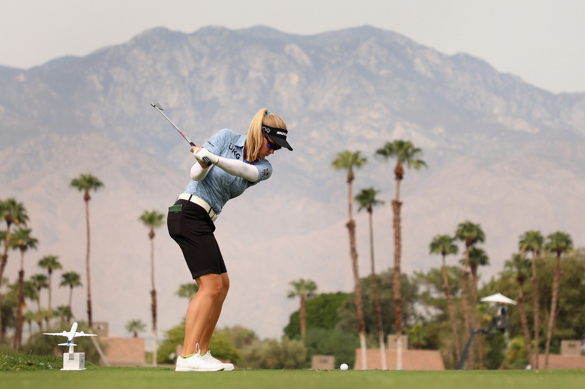 Korda and Henderson share lead heading into final day of ANA Inspiration