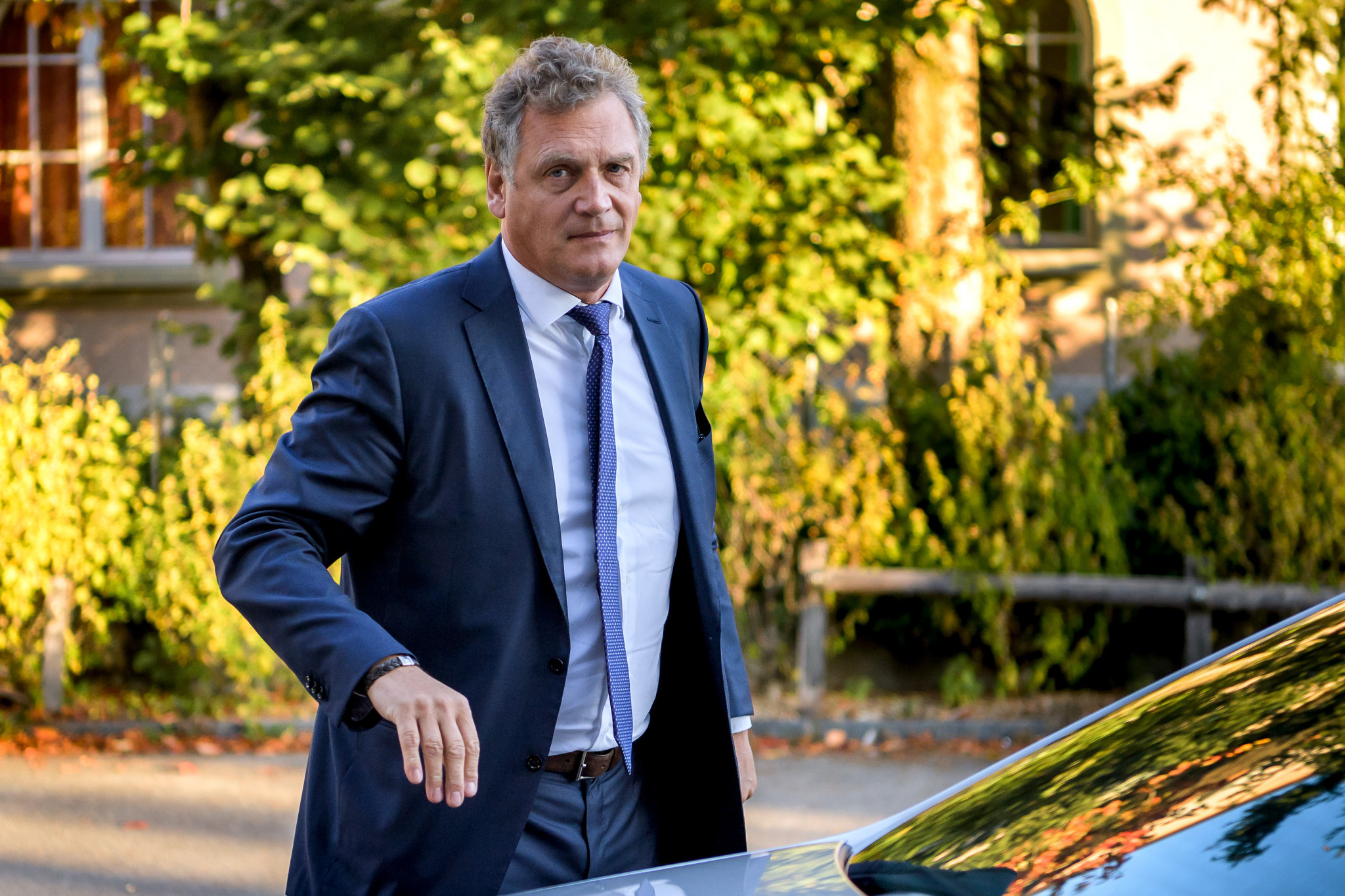 Jérôme Valcke has been accused of accepting bribes, several counts of aggravated criminal mismanagement and falsification of documents ©Getty Images