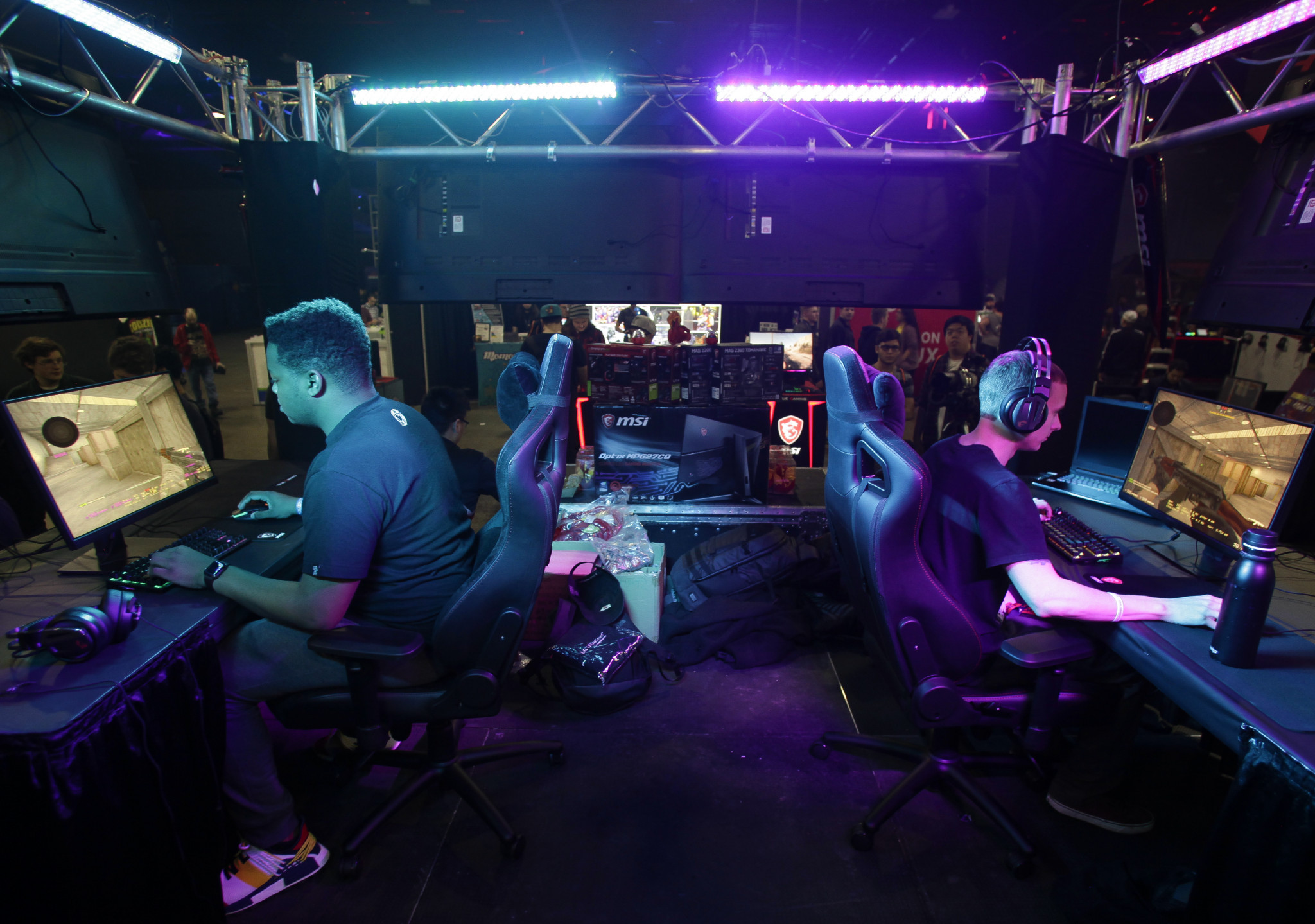 Esports continues to grow in stature around the world ©Getty Images
