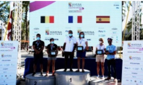 France claim EUROSAF Mixed Offshore European Championships title