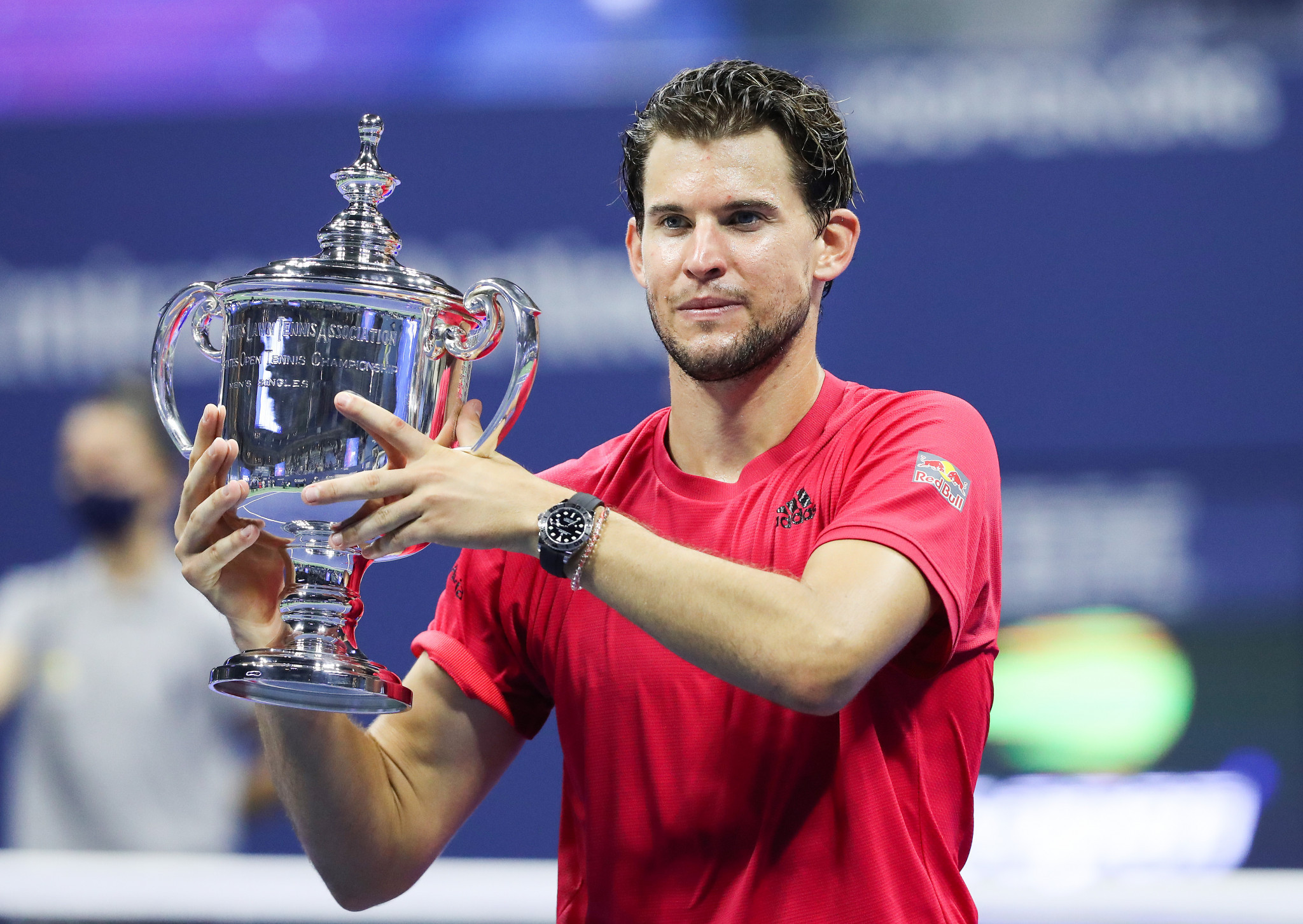 Thiem wins first Grand Slam in five-set comeback at US Open