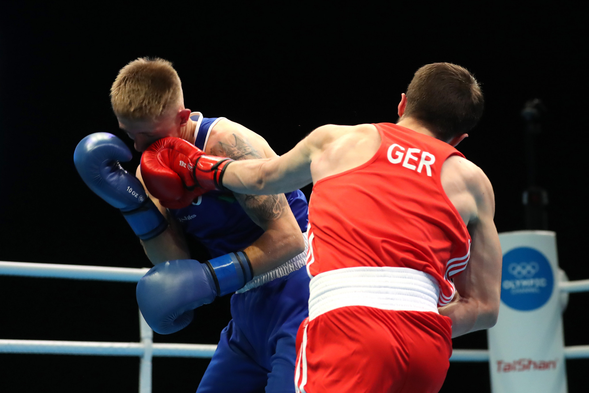 German boxing team quarantined after positive coronavirus cases at training camp