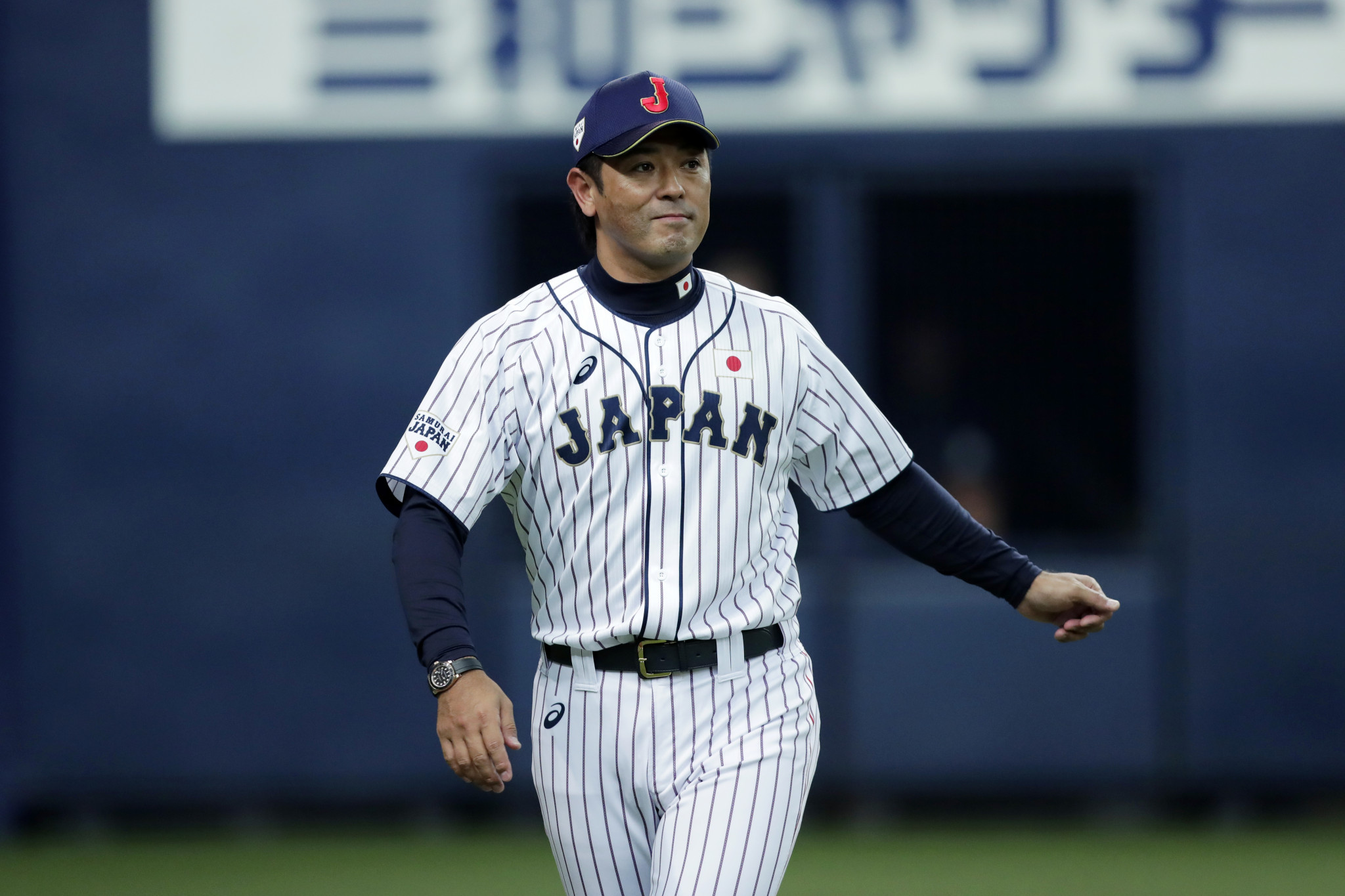 Japanese baseball manager believes host nation can win gold at Tokyo 2020