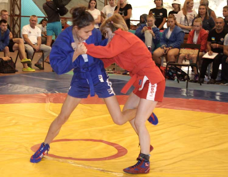Ukraine continues streak of sambo national championships during pandemic