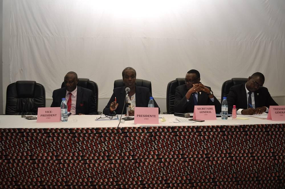 Burundi National Olympic Committee hosts General Assembly