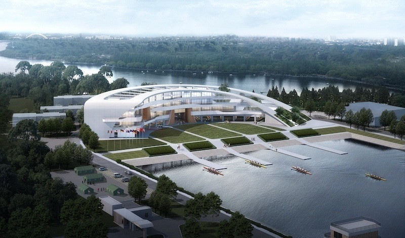 Rowing venue to be revamped ahead of Chengdu 2021