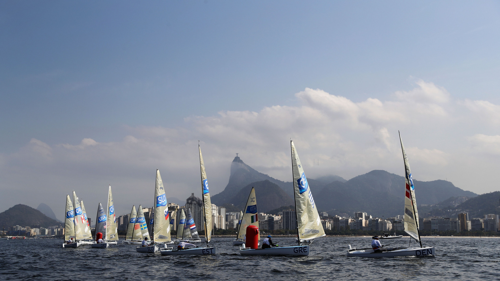 All three of Kim Andersen's election rivals have claimed in their manifestos that developing sailing's place on the Olympic programme remains a key priority ©Getty Images