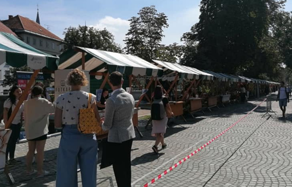 EUSA participate in Slovenian festival to promote activities