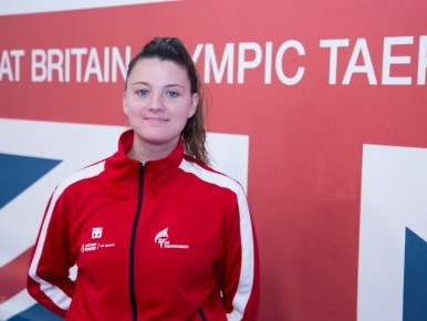 Amy Truesdale is set to be part of the ParalympicsGB squad for Tokyo 2020 ©GB Taekwondo
