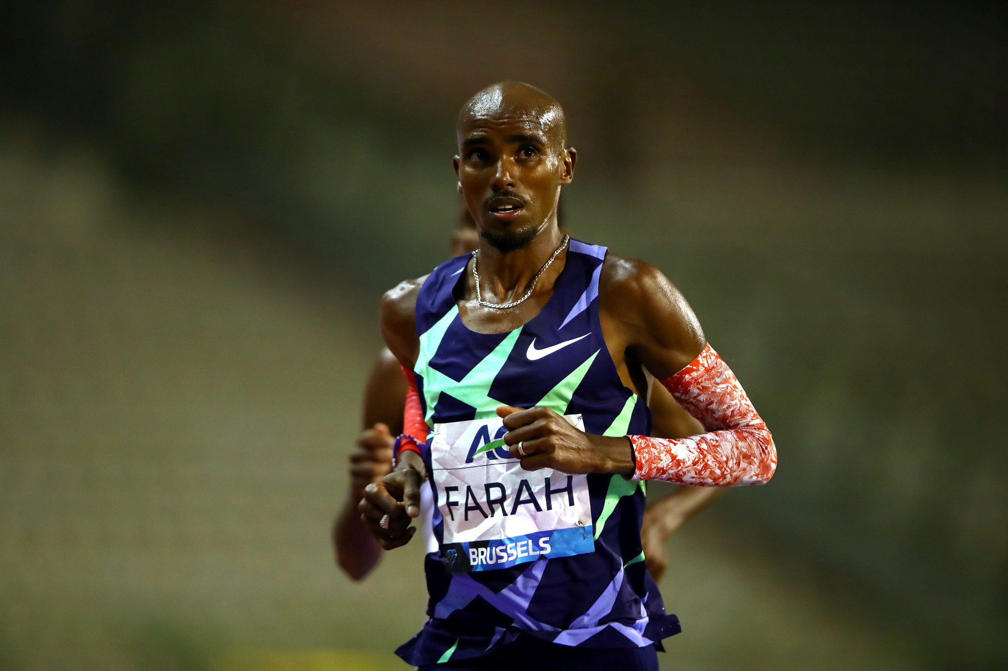 Sir Mo to skip 5,000m in pursuit of 10,000m glory at Tokyo 2020