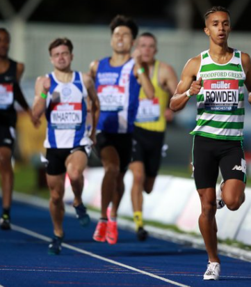 Rowden leads home British 1-2-3 in 800m in Zagreb as home heroine Perkovic wins again