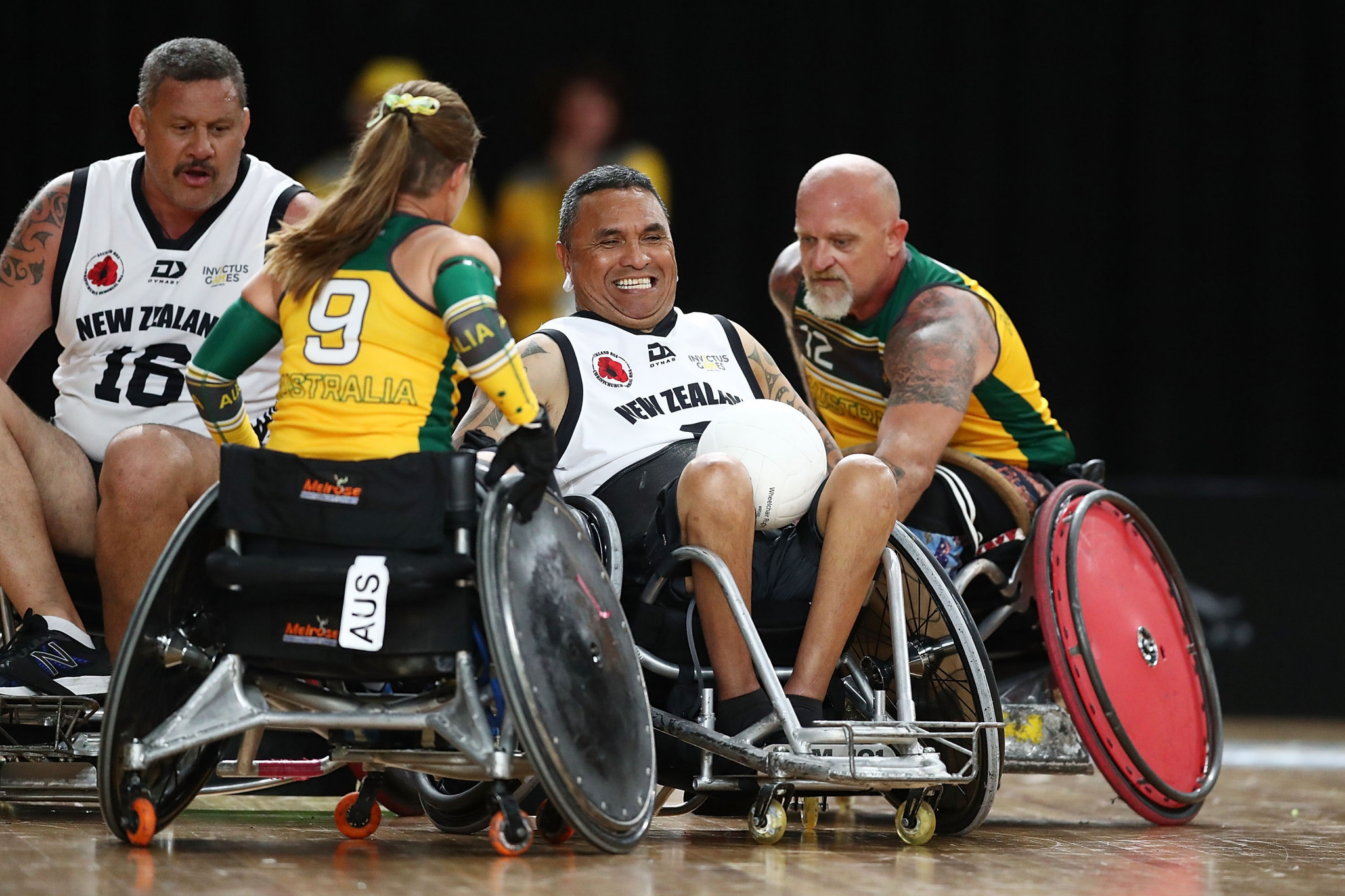 Wheelchair rugby to make World Games debut as invitational sports confirmed
