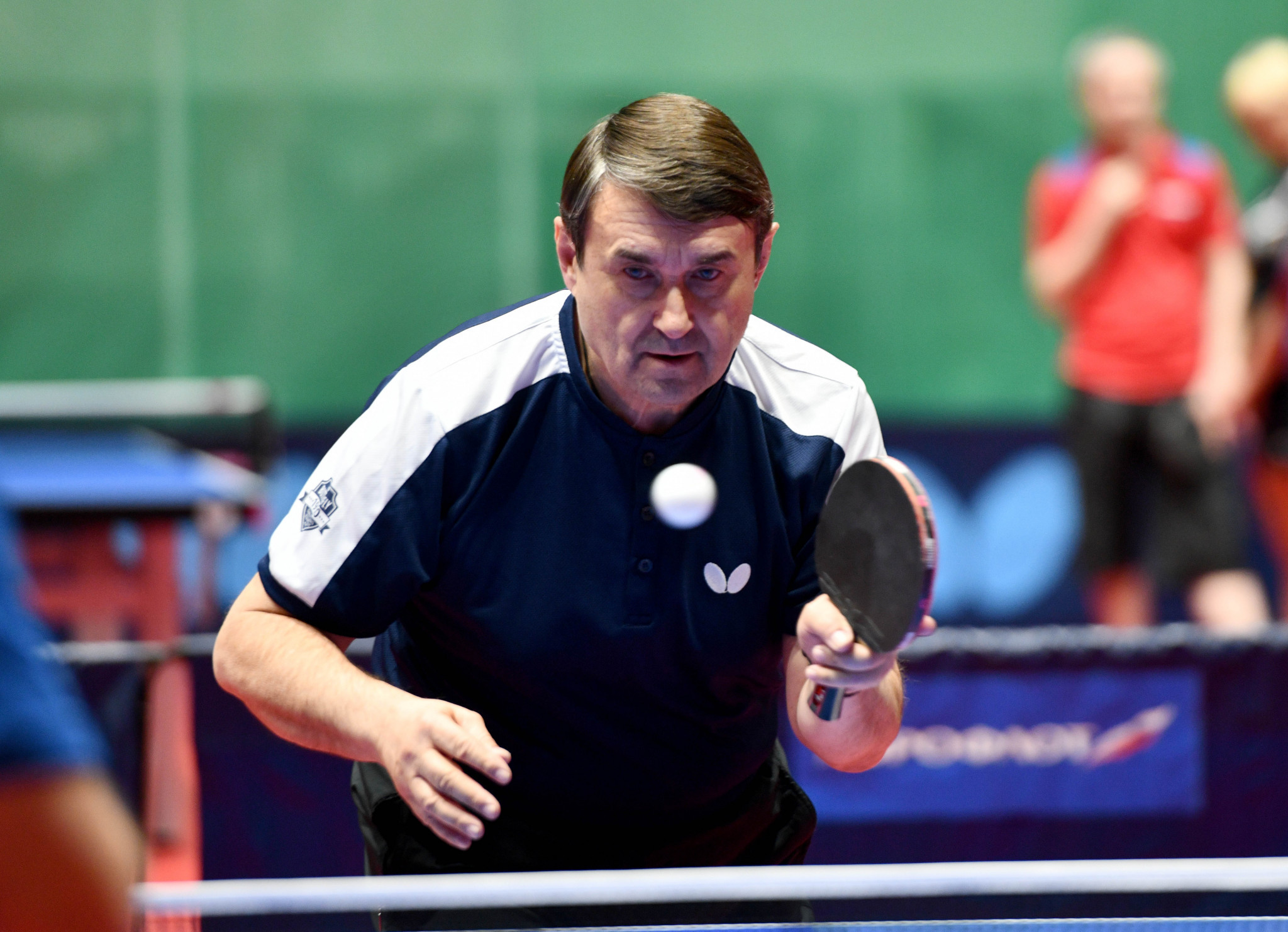 Igor Levitin holds a number of other positions in the sporting world, including chairman of the Table Tennis Federation of Russia Board ©Russian Olympic Committee