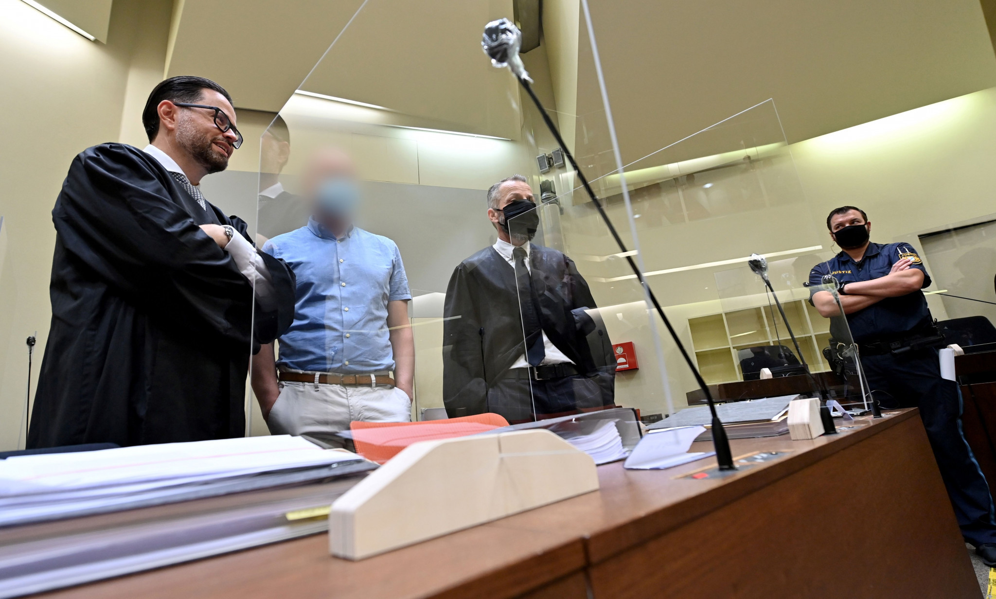 Doctor accused of overseeing blood doping ring goes on trial in Munich