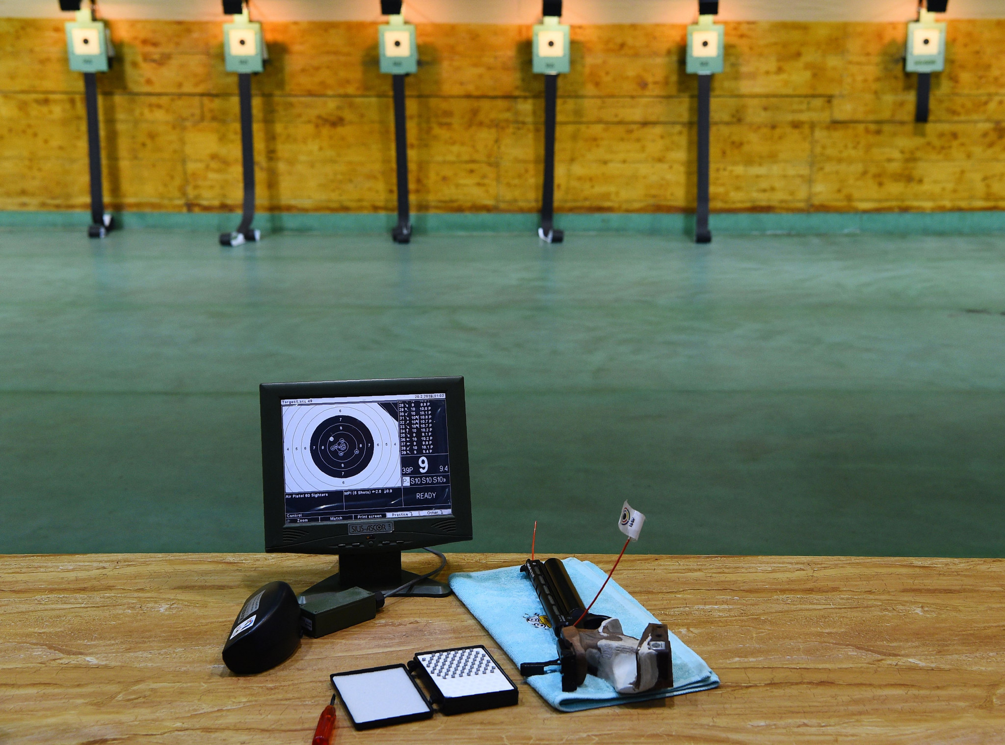 The ISSF say the World Cup in New Delhi will feature as part of Tokyo 2020 qualifying ©Getty Images