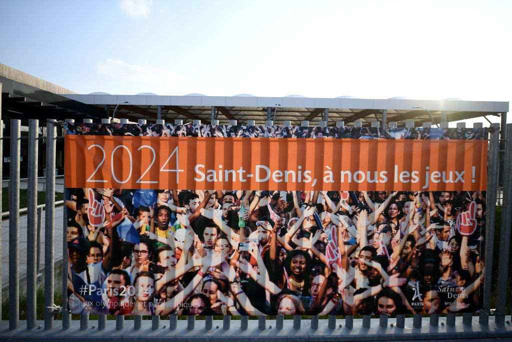 Paris 2024 to consider scrapping temporary swimming and volleyball venues
