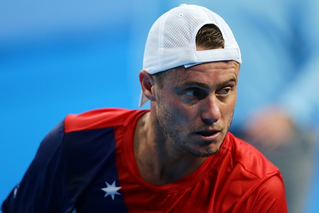 Lleyton Hewitt's final appearance at the Hopman Cup started with defeat