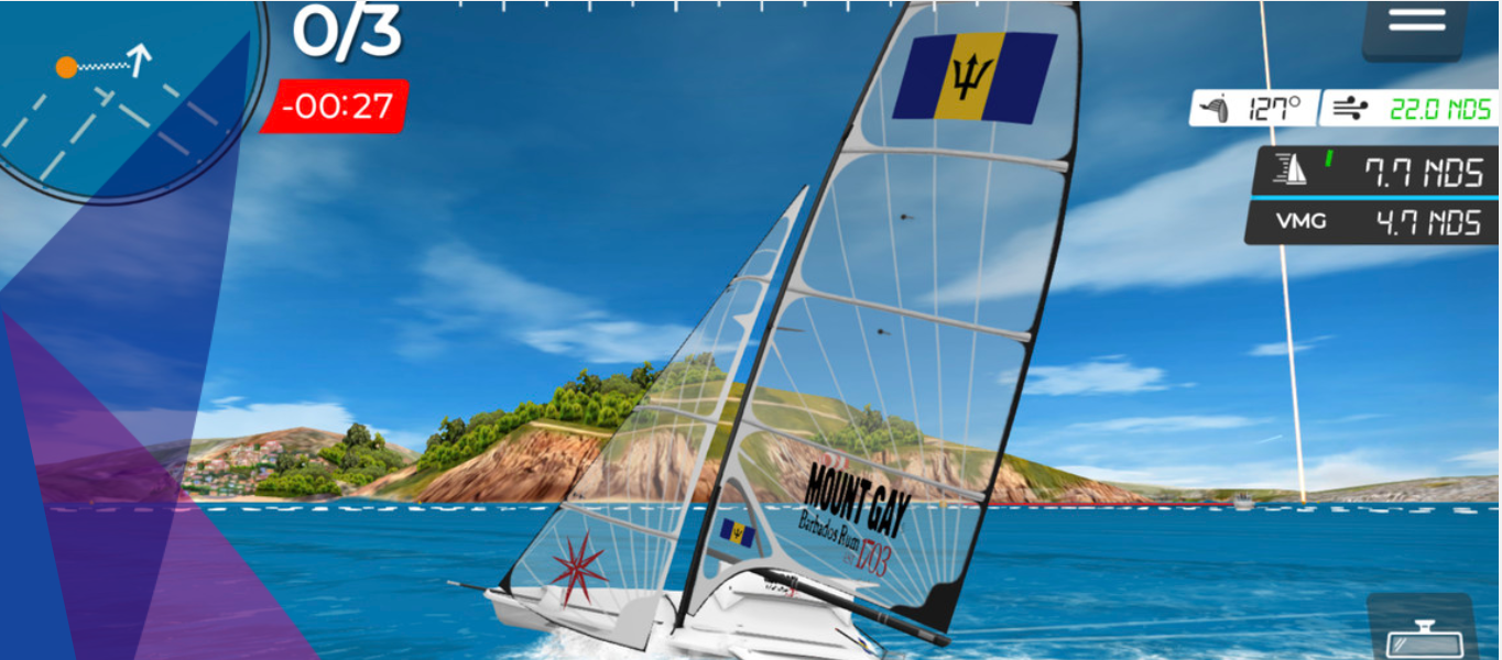 World Sailing announces esports deal with Mount Gay rum