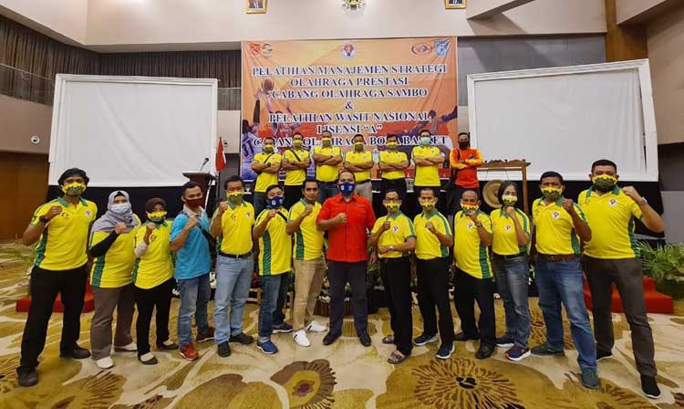 Indonesia Sambo Federation holds training workshop to aid sport's development