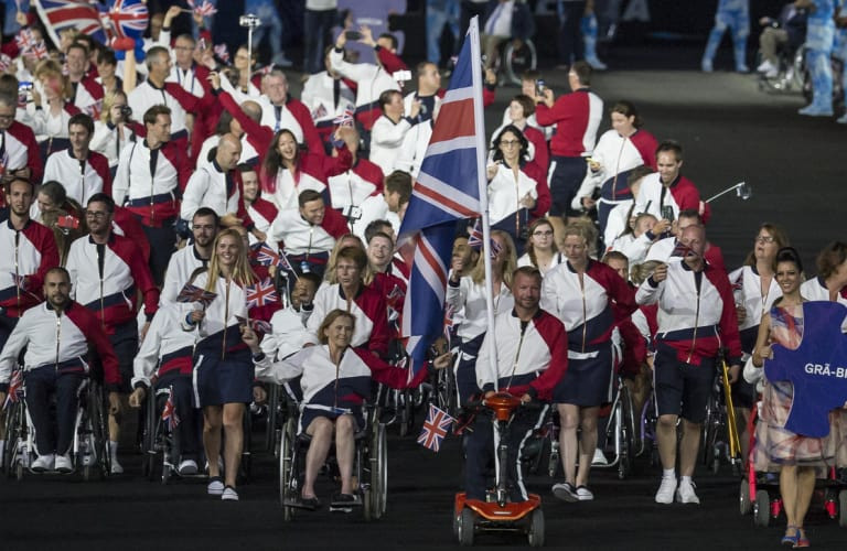 Six new members will be elected to the British Paralympic Association's Athletes' Commission ©BPA