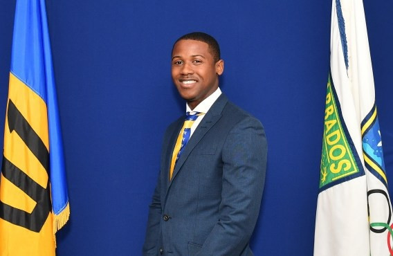 Ryan Brathwaite was promoted to senior operations officer at the BOA earlier this year ©BOA