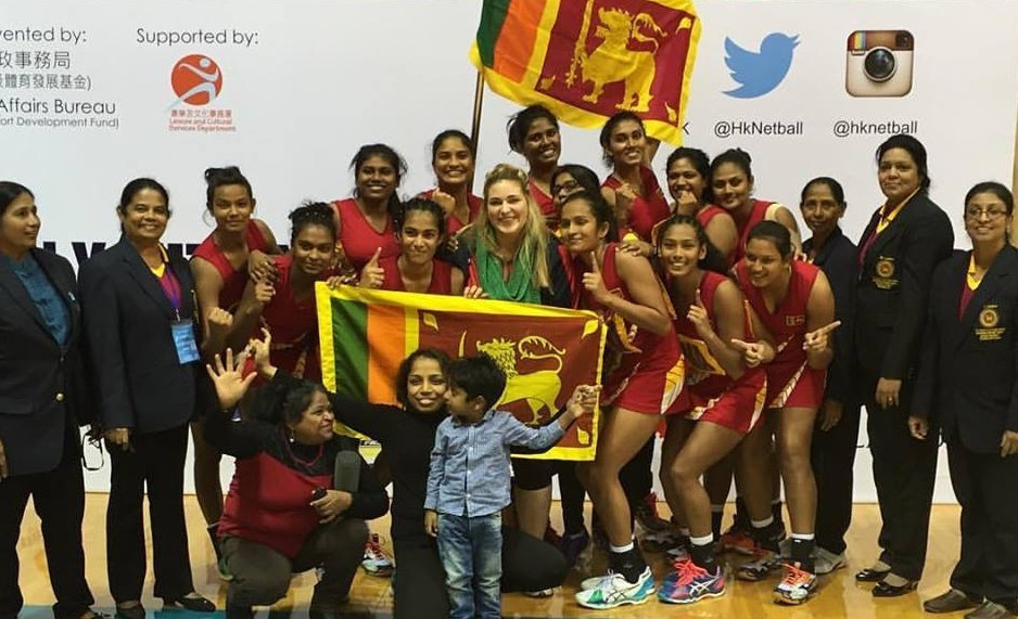 Sri Lanka won the Asian Youth Championships for the first time in Hong Kong last month ©INF