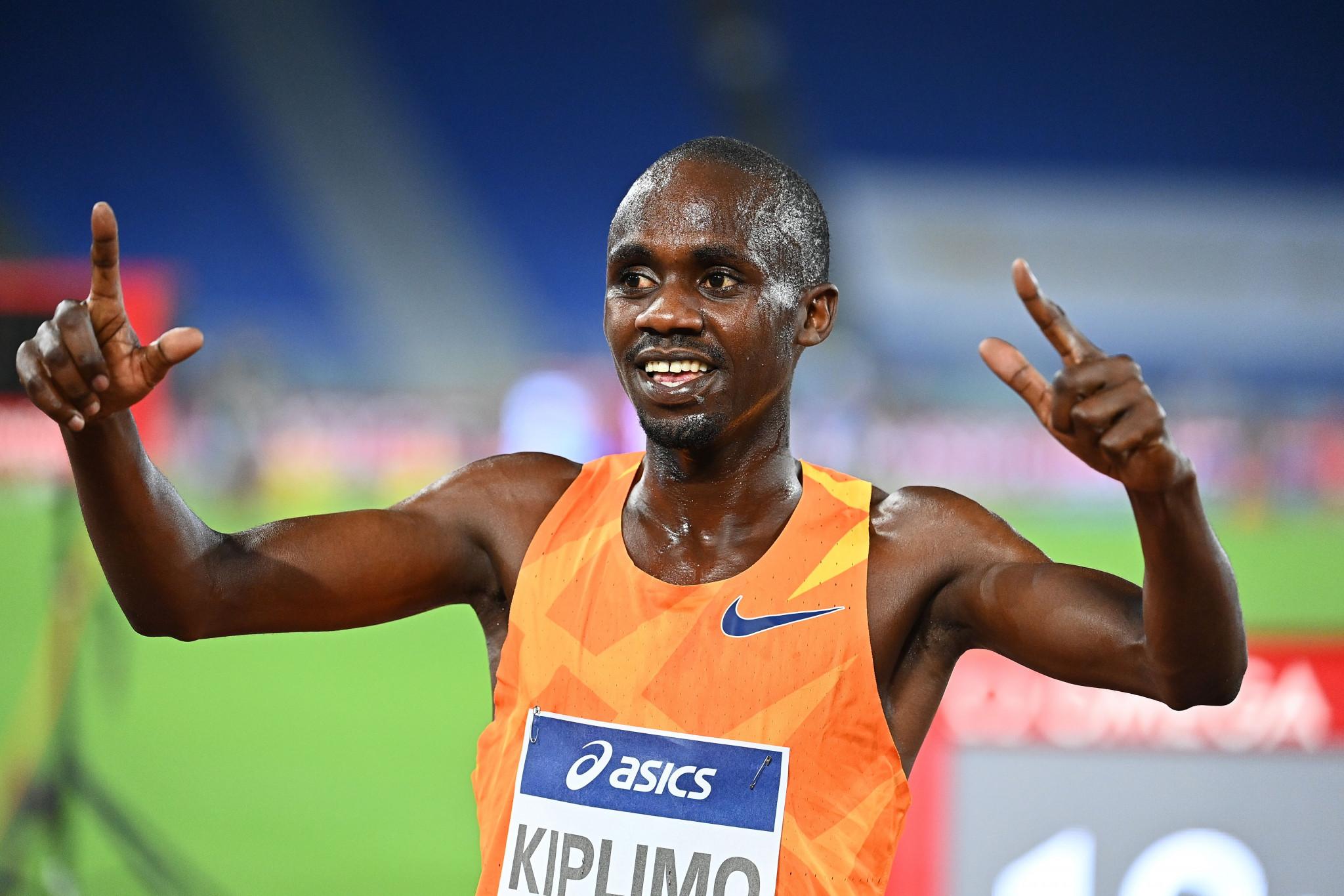 Jacob Kiplimo set a Ugandan and Diamond League record ©Getty Images