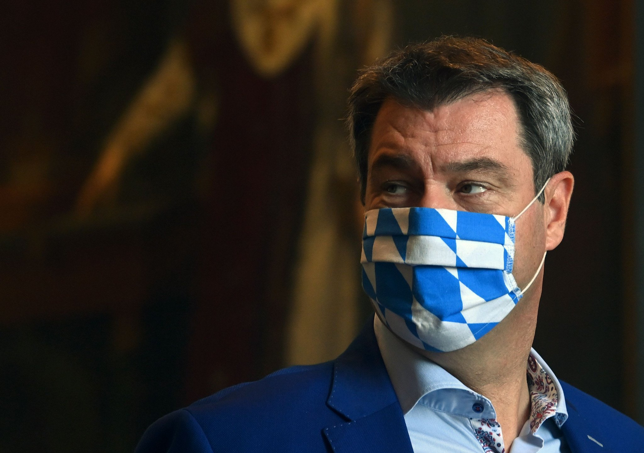 Bavarian Prime Minister Söder takes on patronage of FIS Nordic World Ski Championships