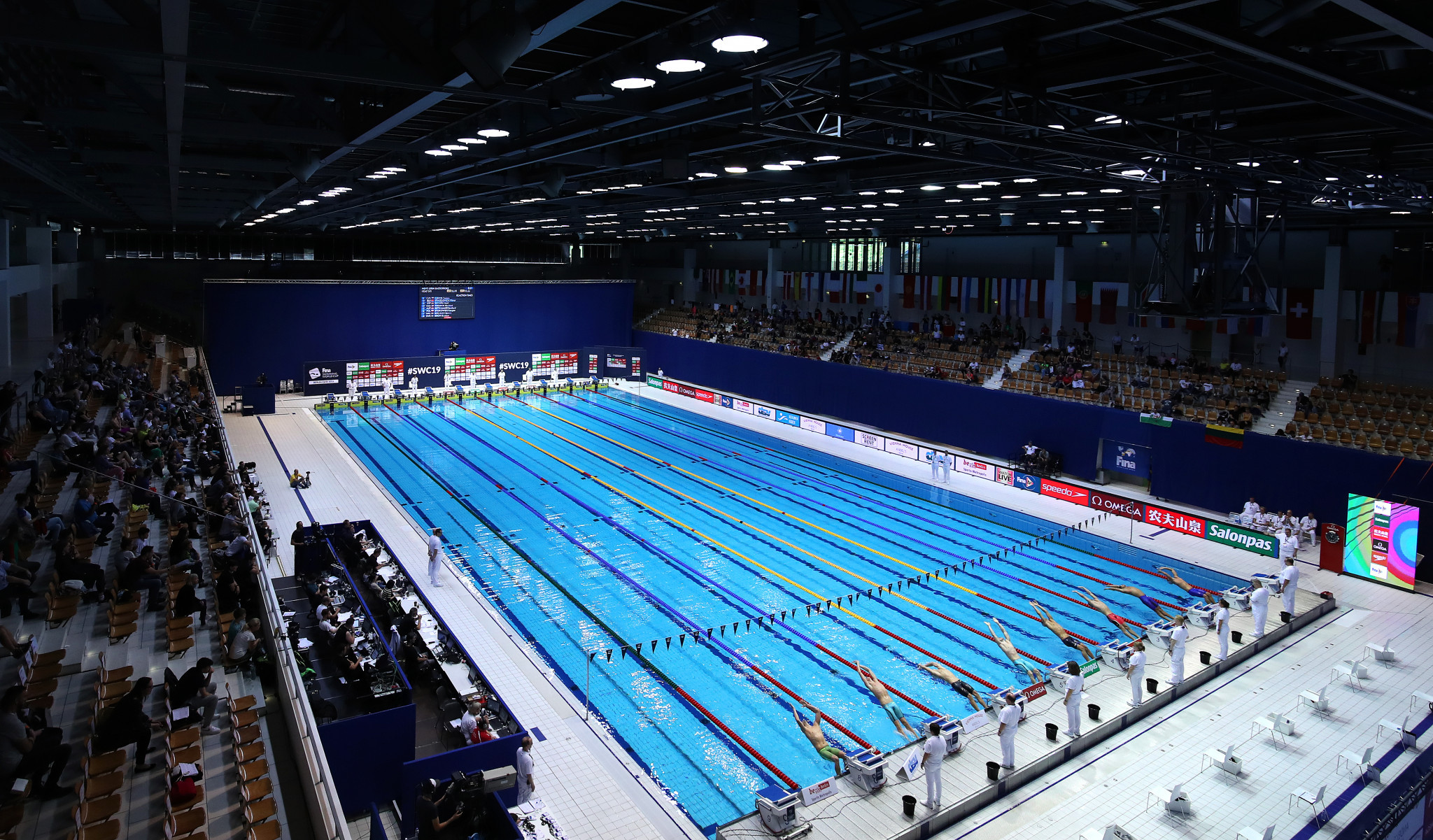 World Para Swimming World Series season to resume in Berlin in October