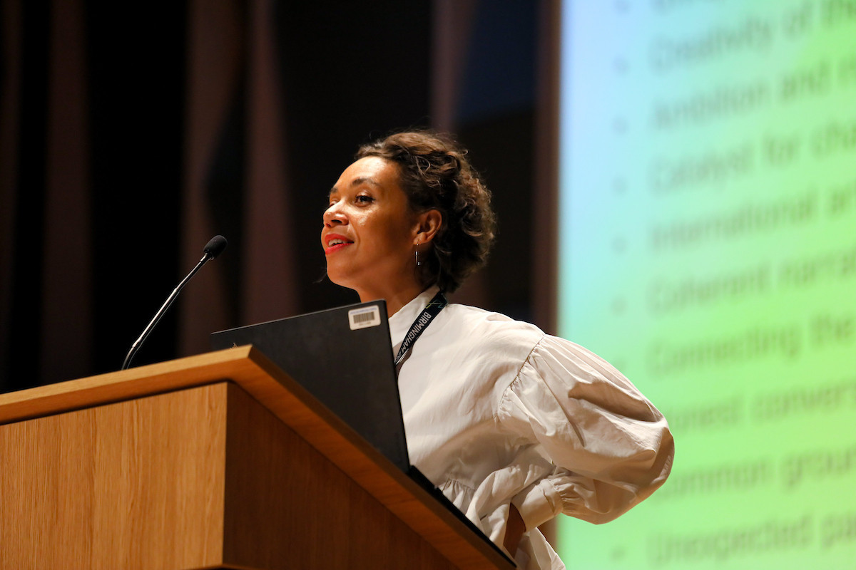 Birmingham 2022 cultural programme executive producer Raidene Carter said the funding had been awarded to