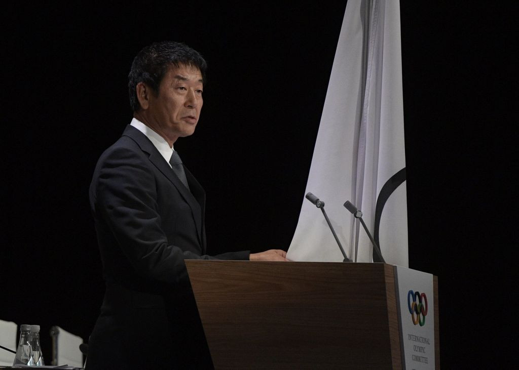 "FIG President Morinari Watanabe said the conference's aim is to ""promote the good practices that already exist"" ©Getty Images"
